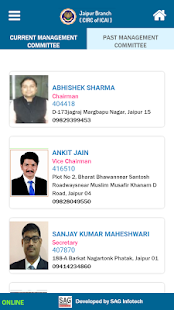 Jaipur Branch ( CIRC of ICAI ) - náhled
