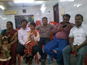 Photo: Chitra marriage photo's
