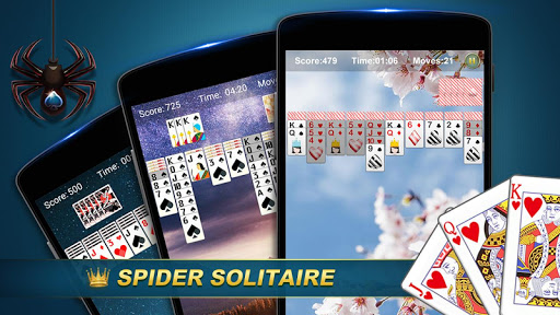 Spider Solitaire - スパイダーソリティア