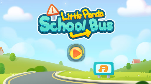 Baby Pandau2019s School Bus - Let's Drive! apkpoly screenshots 12