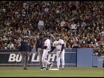 1995 World Series Game 6: Braves at Indians