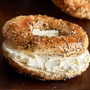 Bagel With Cheese