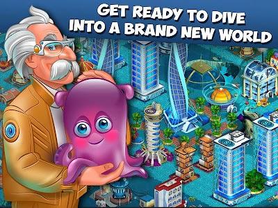 Aquapolis - Build a megapolis v1.23.30 (Mod)