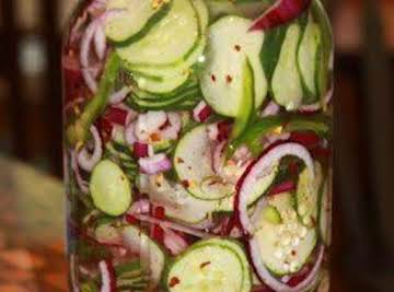 SUMMER VINEGAR SALAD