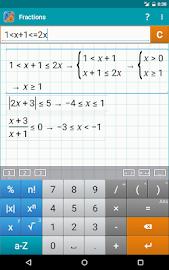 Fraction Calculator MathlabPRO Screenshot 14