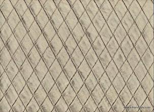 Photo: Pintuck Silk ~ New Bronze - 1 Inch Diamond