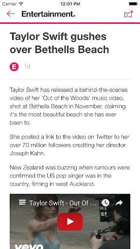 Newshub 2.8 screenshots 3