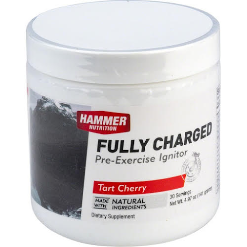 Hammer Nutrition Fully Charged Drink Mix 30 Serving Canister