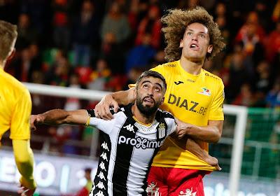 KV Oostende heeft met 0-1 verloren van Charleroi