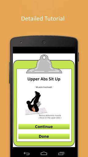 玩免費健康APP 下載9 分鐘腹部肌肉鍛煉 app不用錢 硬是要APP