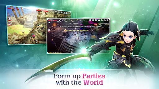 TeeTINY Online: Open World MMORPG 1.0.2v2 screenshots 2