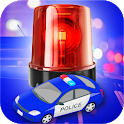 Police siren:Police siren sounds HD icon