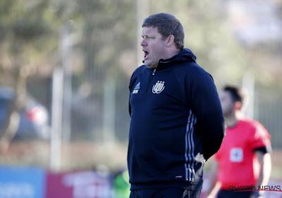 Anderlecht: Hein Vanhaezebrouck annonce la couleur