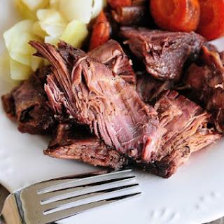 Beef Shoulder Roast Recipes.