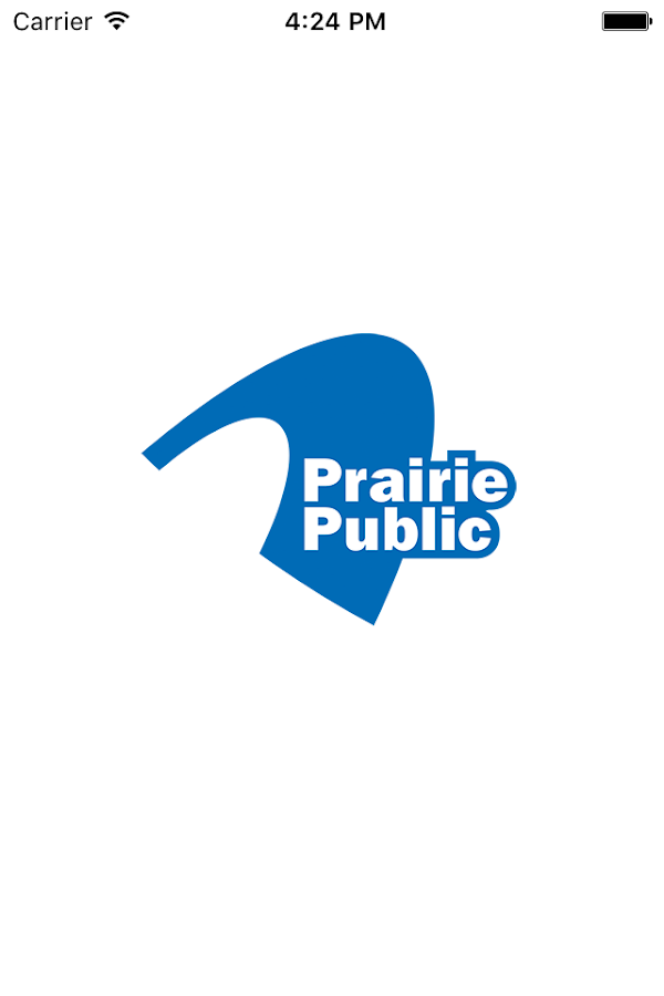 Prairie Public App- screenshot