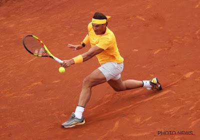 Fabio Fognini veel te sterk voor Rafael Nadal in halve finales Monte Carlo
