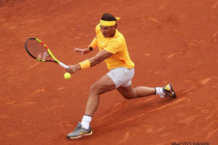 Rafael Nadal krijgt zowaar tennisles op gravel en moet twaalfde titel in Monte Carlo uit zijn hoofd zetten