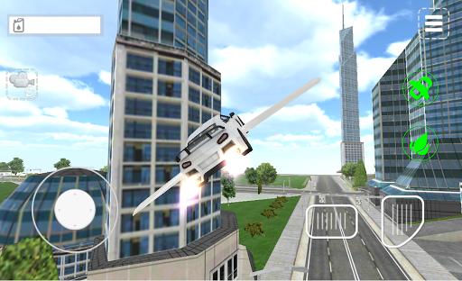 Flying Car Sim 2.4 screenshots 10