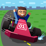 Karting tycoon 3D icon