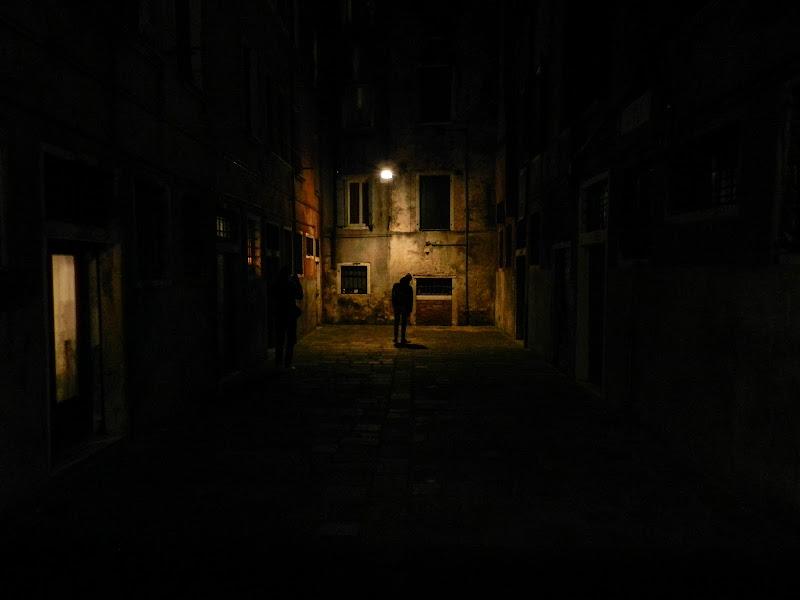 Alone in Venice di Luca Biasotto
