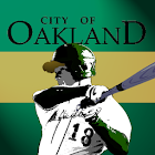 Oakland Baseball icon