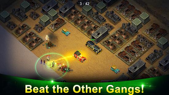 MobNsters: Mafia War Strategy - náhled