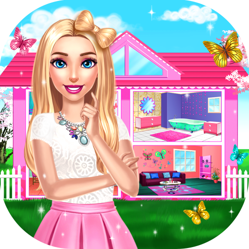 Girly House Decorating Game (game)