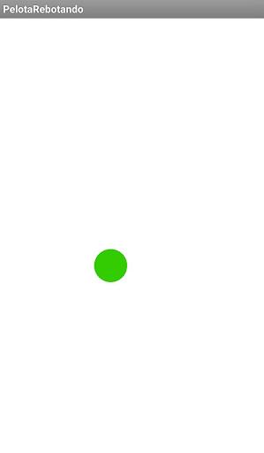 Pelota Rebotando 1.0 screenshots 1