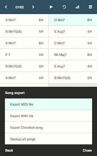 Chordbot Lite screenshot 6