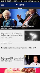 Verve Ad News - náhled