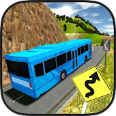 Off-road Coach Bus Simulator 18-Tourist Transport