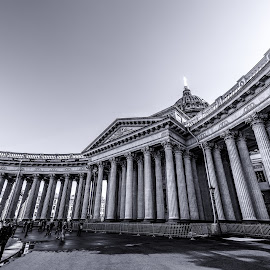 Kazan  by Antonello Madau - Black & White Buildings & Architecture