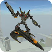 Future Robot Fighter Android APK Download Free By Naxeex Robots
