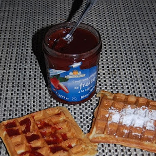 Waffles with Condensed Milk Recipe