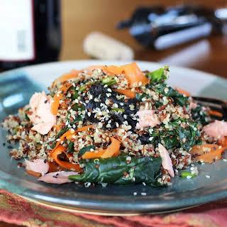 Nori Salad Recipes.