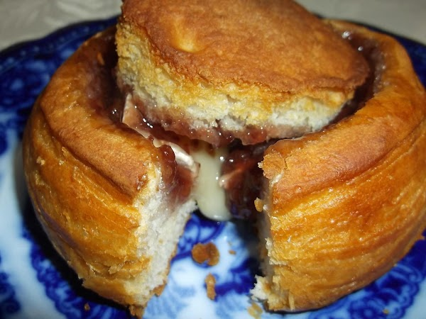Brie Brunch Biscuits (two Ways) Recipe