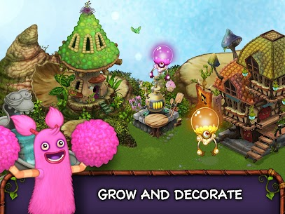 My Singing Monsters MOD 2.1.9 (Unlimited Money) Apk 10