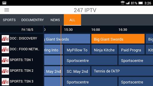 247 IPTV 1.0 screenshots 6