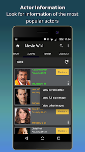 Movie Wiki –  Trailers – TV Show – Film & Cinema  App Download For Android and iPhone 6