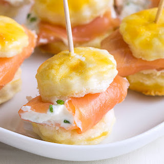 Smoked Salmon Puff Pastry Recipes.
