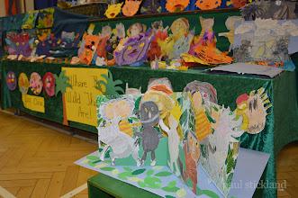 Photo: Paul Stickland Pop Up Workshops at Fairchildes Primary, Croydon