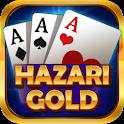 Hazari Gold- (1000 Points Game) & 9 Cards offline icon