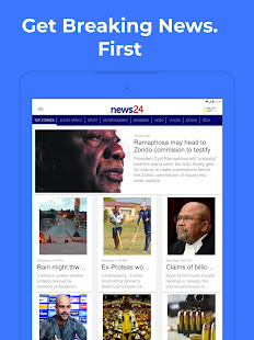 App News24: Breaking News. First. APK for Windows Phone