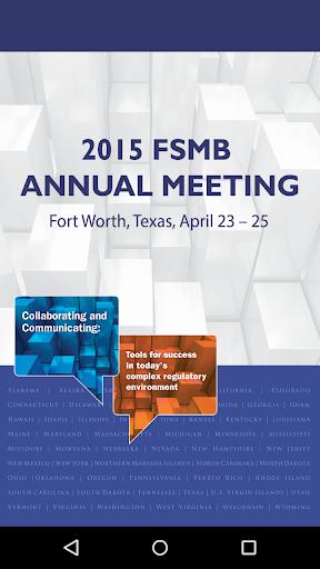 FSMB Annual Meeting