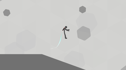 Stickman Falling  captures d'écran 2