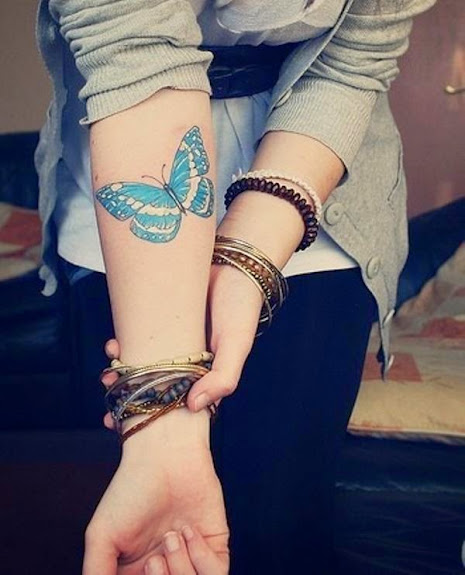 Female Wrist Tattoos