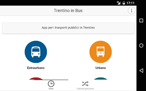 Trentino in Bus- screenshot thumbnail