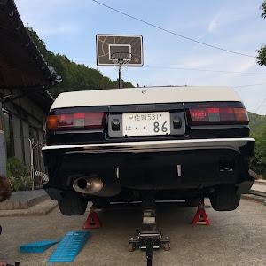 スプリンタートレノ  AE86前期GTVのカスタム事例画像 ゆーとさんの2019年05月16日12:28の投稿