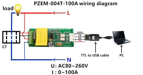 PZEM-004T