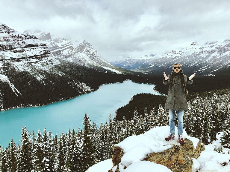 Проффесия геолога в канаде